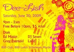Dee-Lish flyer