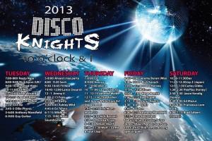 Disco Knights - Burning Man 2013
