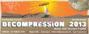 Disco Knights ar Burning Man Decompression